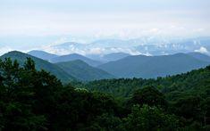 North Carolina - Blue Ridge Mountains