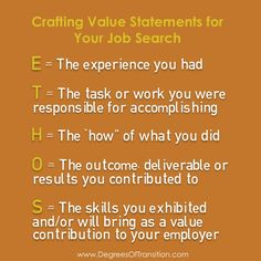 #jobsearch #careercenter. See More. How To State Your Value To Employers!  Good For Grads And Students, As Well
