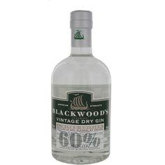 Blackwoods Vintage Dry Gin 0,7L 60% - Engeland