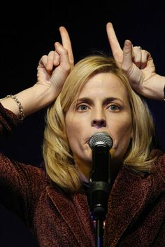 Maria Bamford - (born September 3, 1970) is an American stand-up comedian, actress and voice actress. She is best known for her portrayal of her dysfunctional family and self-deprecating comedy involving jokes about depression and anxiety. Her comedy style is surreal, and incorporates voice impressions of various character types.