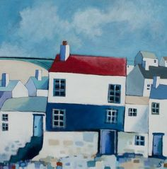 The Little Snug, St. Ives by Derek Melville