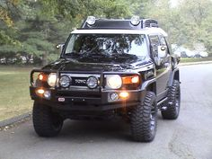 fj cruiser wheels and tires | ... of all Rims and tires out there! - Page 86 - Toyota FJ Cruiser Forum