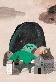 """내 @Behance 프로젝트 살펴보기: """"[personal] sleepless night"""" https://www.behance.net/gallery/44576687/personal-sleepless-night"""