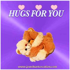 Hugs for You | Jewels Art Creation