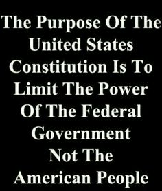 Tell this to chuckie schumer and nancy pelosi! Truth Hurts, It Hurts, Political Quotes, Conservative Politics, Our President, It Goes On, Founding Fathers, Constitution, We The People