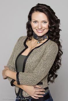 30 cosas que no sabías de Irina Baeva, la protagonista de la telenovela Vino elamor