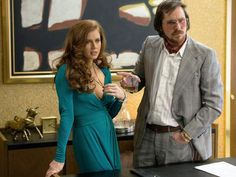 Christian Bale and Amy Adams in 'American Hustle' From David O. Russell