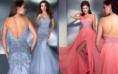 Spring 2013 Collection | Mac Duggal – Now available at Contessa Boutique Dubai | http://brideclubme.com/articles/spring2013macduggal/