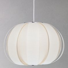 Buy John Lewis Easy-to-fit Sumet Panels Ceiling Shade Online at johnlewis.com