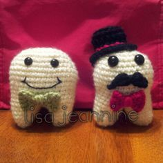 Tooth fairy friend…   Hi everyone, this is my first time writing a pattern for others to follow, so I hope it works well for ya! I think some amigurumi experience will make this easier, it&#8…
