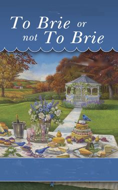 Buy To Brie or Not to Brie: A Cheese Shop Mystery Book 4 by Avery Aames at Mighty Ape NZ. Murder, revenge, and secrets- Shakespeare has arrived in Providence, Ohio . Charlotte Bessette-owner of Fromagerie Bessette, known by locals as T. Mystery Novels, Mystery Series, Series 4, Mystery Thriller, Good Books, Books To Read, Reading Books, Cheese Shop, Penguin Random House