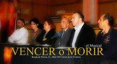 Rueda de Prensa en Jerez de la Frontera