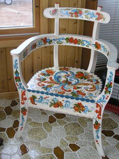 White chair | Flickr - Photo Sharing!