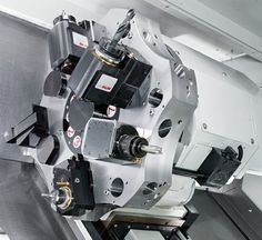 cnc lathe tool turret. sorry may be you don't know...