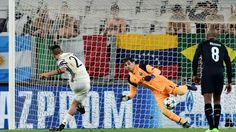 Champions League: Juventus beat Porto 1-0
