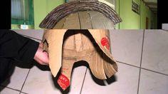 Como fazer um capacete