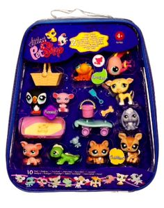 LPS Collectibles- collector pack