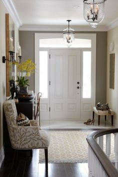 The Entryway Interio