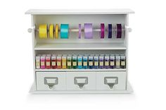 michaels recollections wall mount craft storage | Recollections™ Craft Storage Desktop Embellishment Organizer