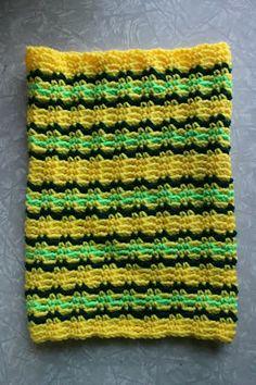 I like this stitch.