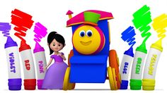 Today we are so excited because Bob the Train and his colorful crayon friends are going to take you toddlers for a Bob color ride with the Crayons Color Song!!! #bobthetrain #colorssong #nurseryrhymes #kidssongs #babysongs #educational #kids #parenting #learning #babies #kindergarten