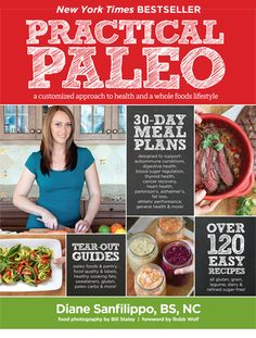 Practical Paleo: A Book Review and Giveaway