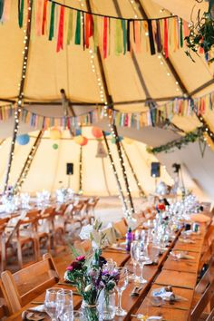 A Fun and Colourful Festival Tipi Wedding Hannah Ben Wedding marquees and tipi venues for a boho festival outdoor wedding Marquee Wedding, Rustic Wedding, Our Wedding, Wedding Venues, Wedding Marquee Decoration, Homemade Wedding Decorations, Wedding Ideas, Festival Themed Party, Festival Wedding