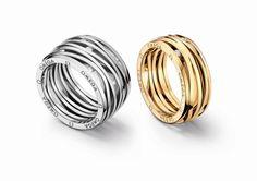 Aqua rings from OMEGA