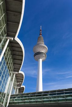 Fernsehturm Hamburg Hamburg Messe | Bildschönes Hamburg