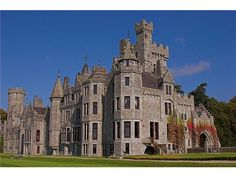 Forbes Owned Castles   Humewood Castle, Wicklow, Ireland - In Photos: European Palaces For ...