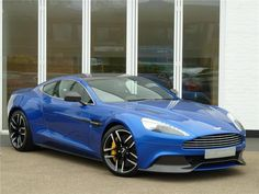 Choose your favourite used Aston Martin Vanquish S and enjoy the luxury ride that fantasises everyone. The image provided here reveals everything about the luxury car and its maker. http://www.hwmastonmartin.co.uk/sales/stock-list-details/vanquish.asp