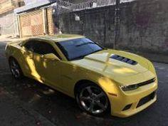 Chevrolet camarro - 2015
