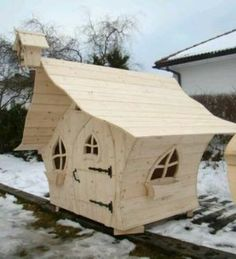 "Playhouse Treehouse Children Wooden House ""Kate"" in Hesse – Eschenburg"