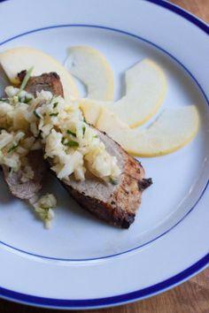 Miso Pork Tenderloin from @Kate Wheeler (Savour Fare) | Menus Kitchen PLAY