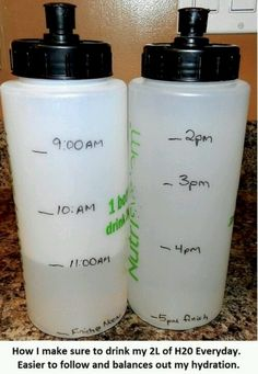 easy way to make sure to keep hydrated in pregnancy