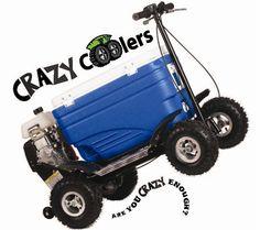 Awesome Motorized Cooler