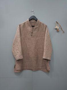 맞깃저고리 만들기 : 네이버 블로그 Couture, Fabric Patterns, Blouses For Women, Men Sweater, Pullover, Boho, Womens Fashion, Sweaters, Mens Tops