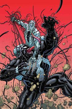 VENOMVERSE #2 (OF 5) The Venom Site: september 2017 previews