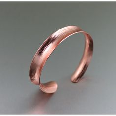 Handmade Anticlastic Bark Copper Bangle Bracelet. Add some glam to any outfit!   http://www.johnsbrana.com/anticlastic-bark-copper-bangle-bracelet.html  $60.00