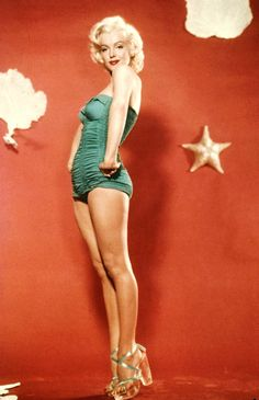 pinup Marilyn