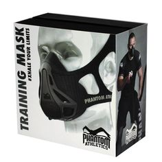 2017 newest Elevation Phantom Training Mask Fitness Outdoor Sport Training Supplies Equipment Mask With Box Workout Gear, No Equipment Workout, Gym Gear, Fitness Equipment, Training Equipment, Cross Training, Body Training, Phantom Mask, Home Sport