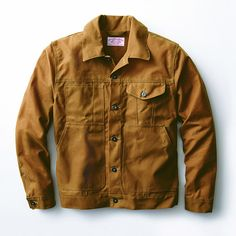 Filson Cruiser Jacket Tin Cloth