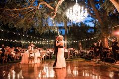 Inspired by This Romantic Backyard Wedding by Robert Evans + Karson Butler Events | Inspired by This Blog