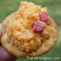 Finger Food Appetizers, Appetizer Dips, Yummy Appetizers, Appetizer Recipes, Snack Recipes, Snacks, Finger Foods, Yummy Recipes, Pimiento Cheese