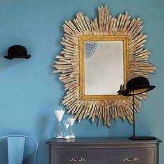 Santa Maria Mirror