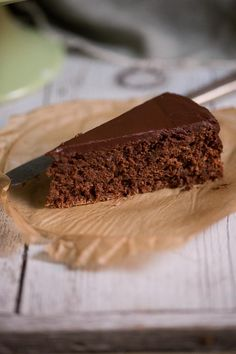 Crno-bijeli svijet: dva čokoladna kolača - Da mi je nešto slatko