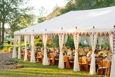 "TX Wedding ""covered"" by a Gypsy Faire Tent"