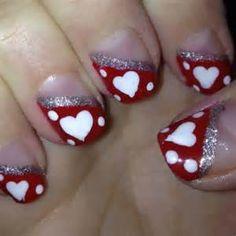Valentine Nail Art | Nails