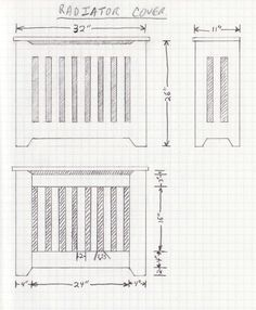 How to build a radiator cover cabinet pinterest radiators energy efficient radiator cover ccuart Images