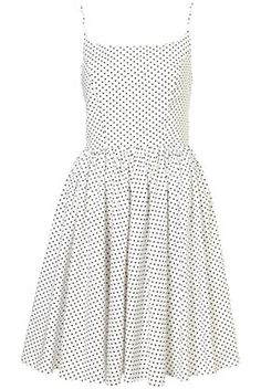 I would wear the crap out of this.   SPOT FLIPPY SUNDRESS  $72.00